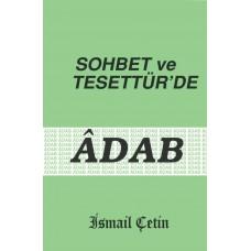 SOHBET VE TESETTÜRDE ÂDAB